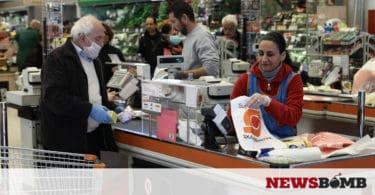 Κορονοϊός: Έτσι πρέπει να καθαρίζετε τα προϊόντα που αγοράζετε από τα σούπερ μάρκετ
