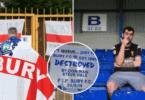 Η Bury FC έχει αποβληθεί από το EFL